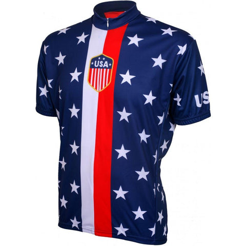 1956 USA Cycling Jersey - Mycyclingpro