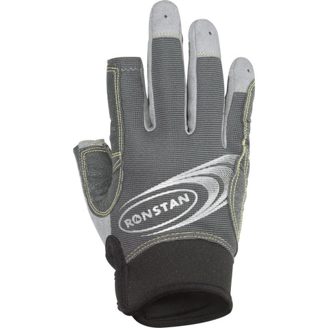 Sticky Race Gloves Full and Open Fingers - Mycyclingpro