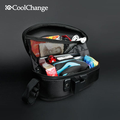 CoolChange Bicycle Saddlebag - Mycyclingpro
