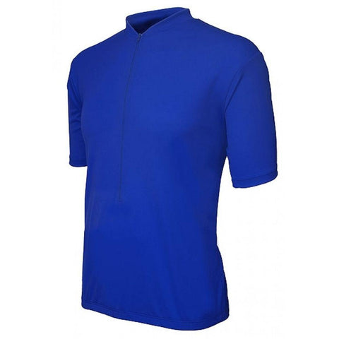 Classic Mens Jersey Blue - Mycyclingpro