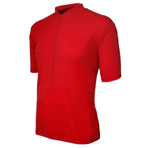 Classic Mens Jersey Red - Mycyclingpro