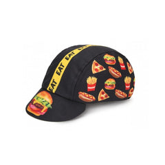 Fast Food Cycling Cap - Mycyclingpro