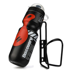 650ML Outdoor Water Bottle + Holder - Mycyclingpro