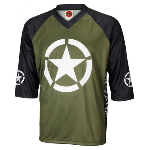 Liberator Men's Mountain Bike Jersey - Mycyclingpro