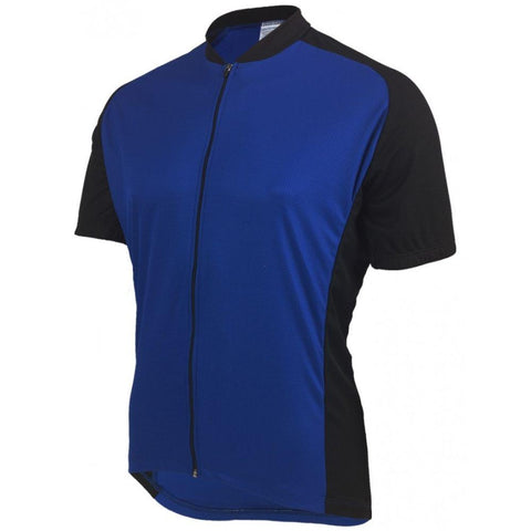 Mens Club Jersey Blue - Mycyclingpro