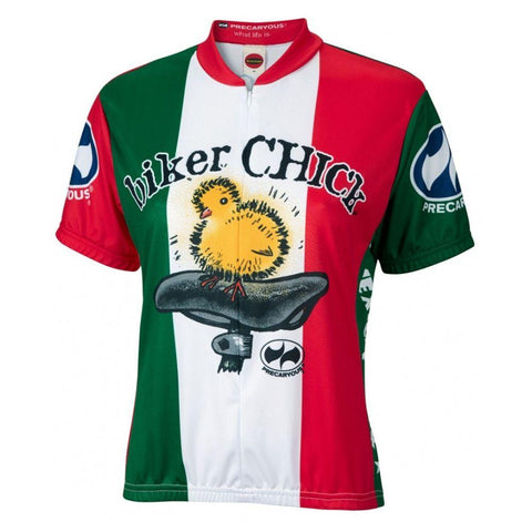Mexican Chick Womens Jersey - Mycyclingpro