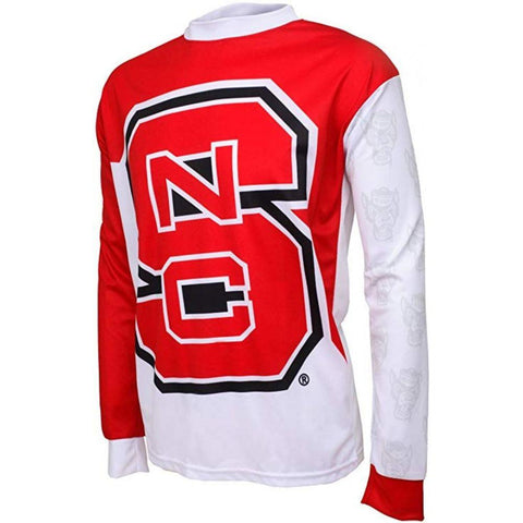 NC State Mountain Bike Jersey - Mycyclingpro