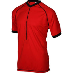 Outlaw Rowdy MTB Jersey Red - Mycyclingpro