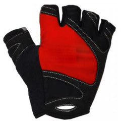 Pro GEL Road Bicycle Glove Red - Mycyclingpro