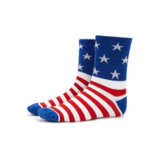 Stars and Stripes American Flag Cycling Socks - Mycyclingpro