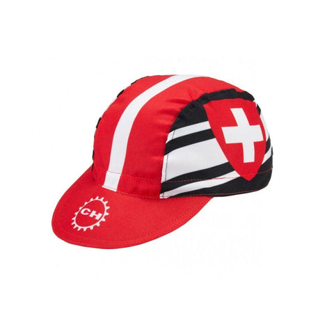Swiss Cap - Mycyclingpro