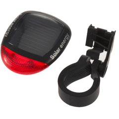 Waterproof Bike Light 2 LED 4 Mode Solar Powered - Mycyclingpro
