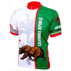 California Flag Jersey - Mycyclingpro
