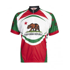 California Bear Jersey - Mycyclingpro