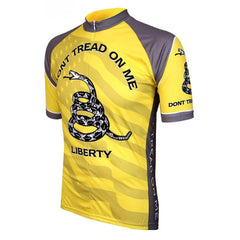 Don't Tread on Me Jersey - Mycyclingpro