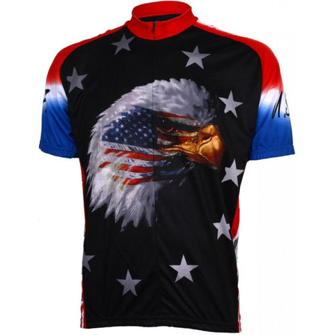 American Eagle Jersey - Mycyclingpro
