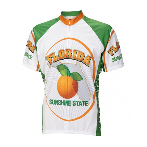 Florida Cycling Jersey - Mycyclingpro