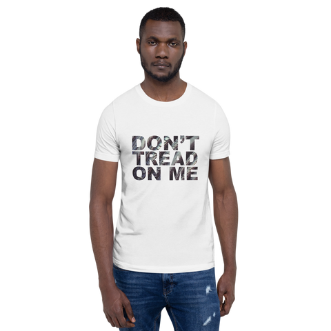 Don't Tread On Me Unisex T-Shirt - Mycyclingpro