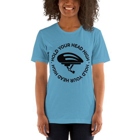 Hold Your Head High T-Shirt - Mycyclingpro