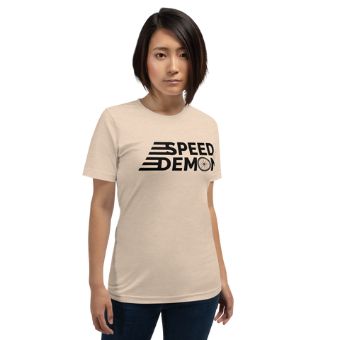 Speed Demon T-Shirt - Mycyclingpro
