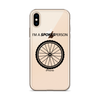 Image of iPhone I'm A SPOKESperson Case - Mycyclingpro