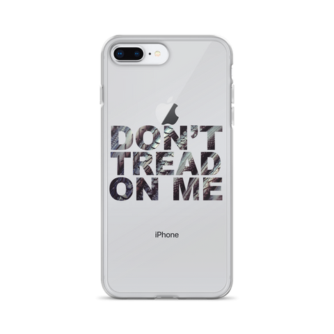 iPhone Don't Tread On Me Case - Mycyclingpro