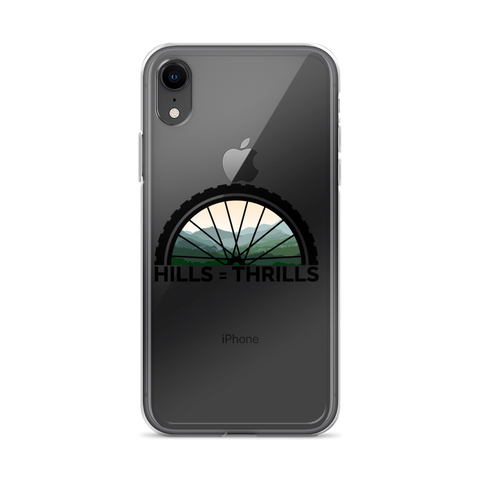 iPhone Hills = Thrills Case - Mycyclingpro