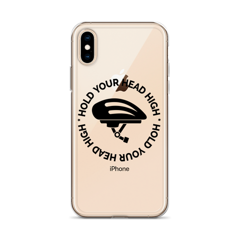 iPhone Hold Your Head High Case - Mycyclingpro