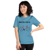 Image of Biker Chick Women's T-Shirt - Mycyclingpro