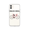 Image of iPhone Biker Chick Case - Mycyclingpro