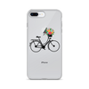 Image of iPhone Bicycle and Flowers Case - Mycyclingpro