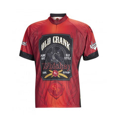 Old Crank Whiskey Jersey - Mycyclingpro