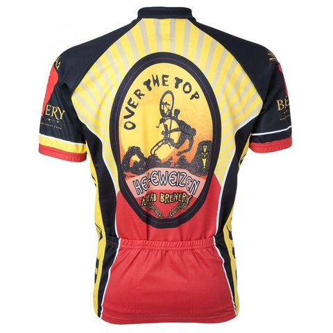 Moab Brewery Over the Top Jersey - Mycyclingpro