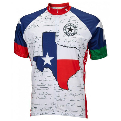 Texas Cycling Jersey - Mycyclingpro