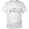 Image of Eat, Sleep and Smoke (Life) Tee Shirt
