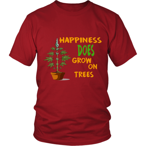 Happiness Does Grow On Trees T Shirt
