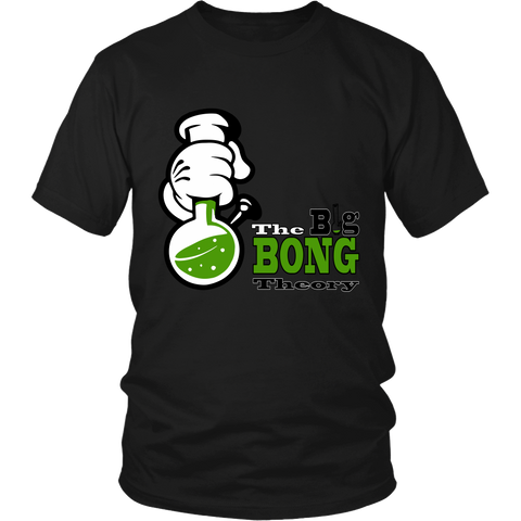 The Big Bong Theory T Shirt