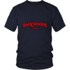 Image of Backwoods & Chill Marijuana Funny T-Shirt