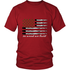United States Of Weed T-Shirt