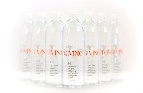 Giving Water - 1L (Case of 12)