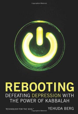 Rebooting: Defeating Depression with the Power of Kabbalah (English, Hardcover)