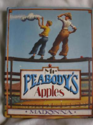 Mr. Peabody's Apples, Madonna (English, Hardcover)