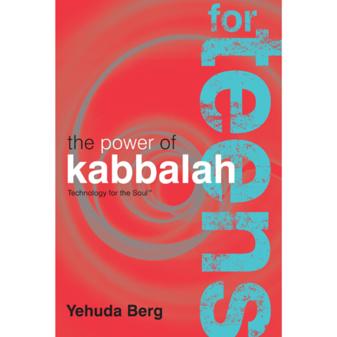 POWER OF KABBALAH FOR TEENS (ENGLISH, PAPERBACK)