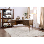 Williams Transitional Antique Oak Writing Desk