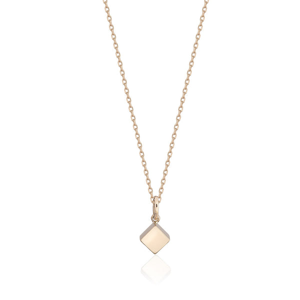 Cubic Med Necklace