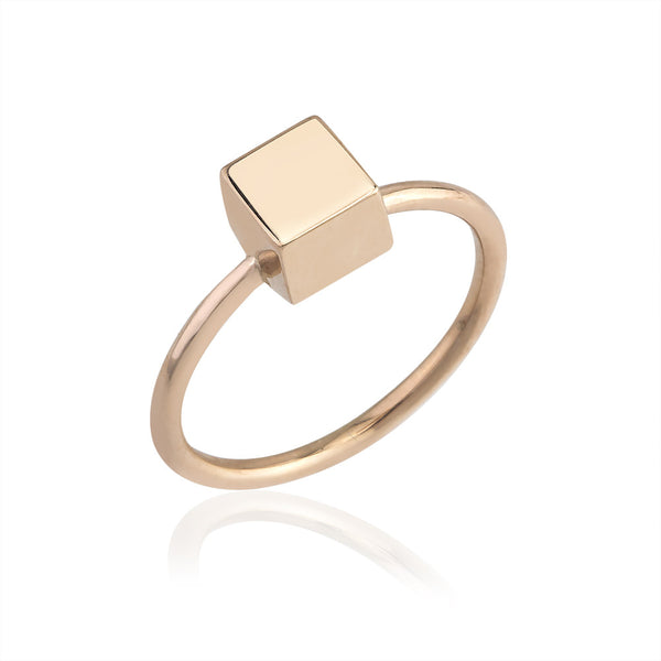 Cubic Big Ring