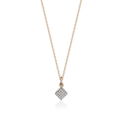 Cubic Med Shine Necklace