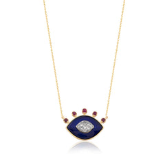 Eye Candy M Necklace