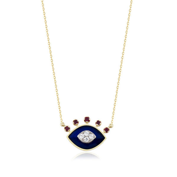 Eye Candy S Necklace