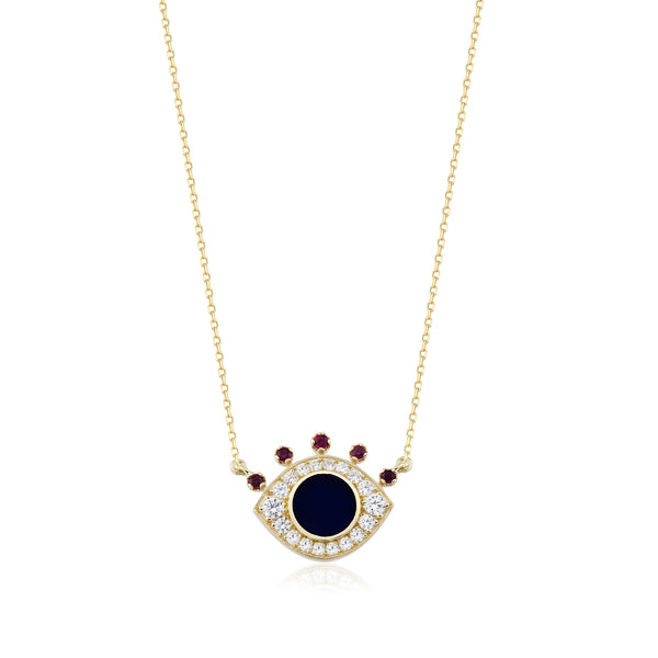 Eye Candy Necklace